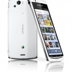 Sony Ericsson Xperia arc S – entertainment on the fast lane