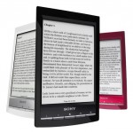 Sony announced world's lightest 6-inch eReader with WiFi