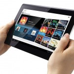 finally, Sony announced Tablet S and Tablet P
