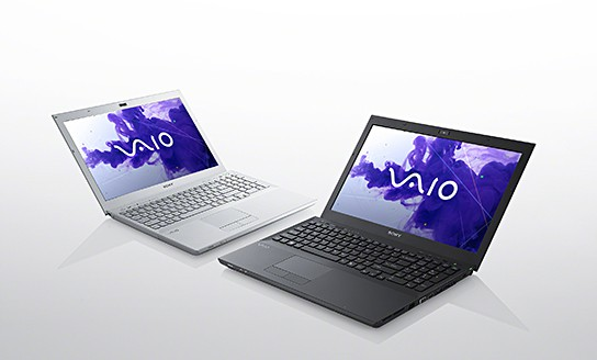 Sony VAIO S Series 15-inch 544x328px