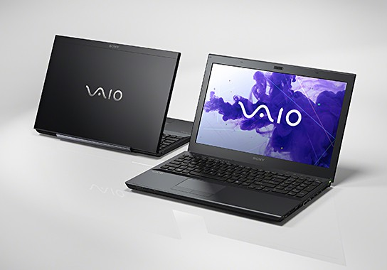 Sony VAIO S Series 15-inch 544x380px