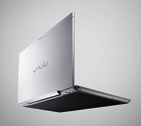 Sony VAIO S Series 15-inch 544x488px