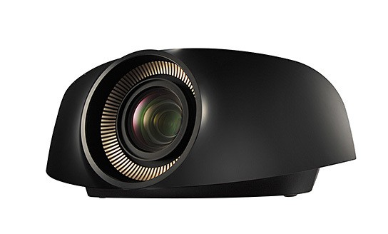 Sony VPL-VW100ES 4K Home Theater Projector 544x328px