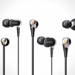 Sony out new XBA balanced armature in-ear headphones