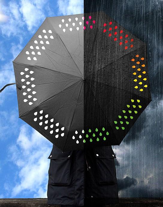 Suck UK Color Changing Umbrella 544x688px