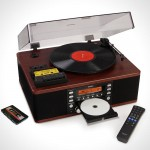 this system lets you rip your LPs and cassettes to CD