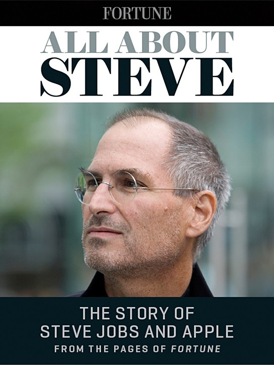 The Story of Steven Jobs and Apple 544x725px