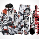 WK Interact x Ride Snowboard capsule collection Fall 2011