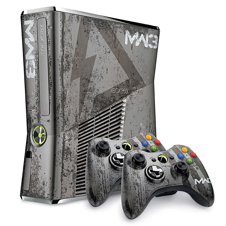 Xbox 360 limited edition Call of Duty - Modern Warfare 3 Bundle 900x900px