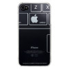 iTattoo Snap Case for iPhone 4 - 'Keyboard' 720x800px