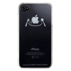 iTattoo Snap Case for iPhone 4 - 'Main Dish' 720x800px