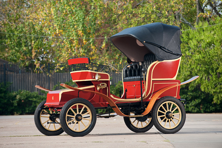 five of the world 39 s oldest electric cars to go under the ForCar Carriage