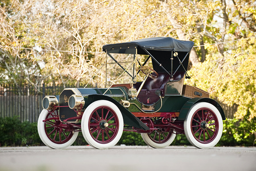 five of the world\'s oldest electric cars to go under the hammer ...
