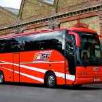 2001 Scuderia Ferrari F1 team coach to go on auction