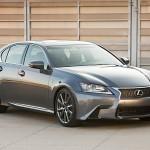 2013 Lexus GS 350 F Sport announced ahead of SEMA
