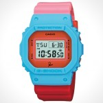 CASIO G-Shock x Parra DW-5600PR Digital Watch