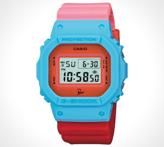 CASIO G-Shock x Parra DW-5600PR Digital Watch 544x488px