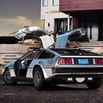 DeLorean DMC-12 to be reborn as an electric car by 2013