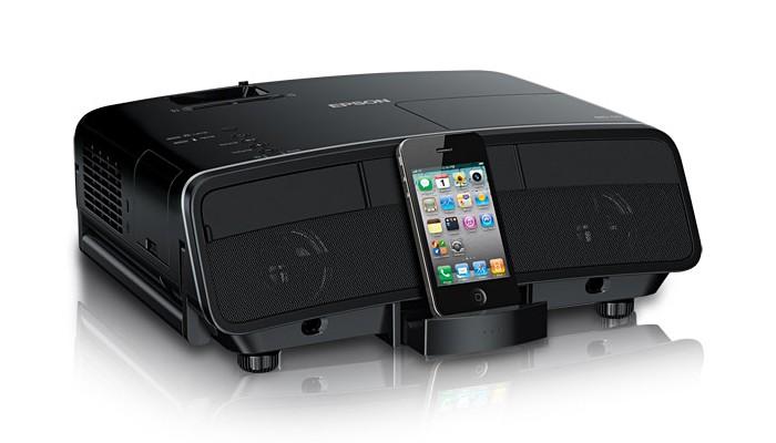 EPSON Megaplex MG-850HD Projector 700x400px