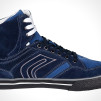 GEOX Red Bull Racing Pit Lane Trainer Suede 900x600px