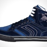 GEOX Red Bull Racing Pit Lane Trainer Suede (Navy)