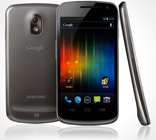 Google Galaxy Nexus 544x488px