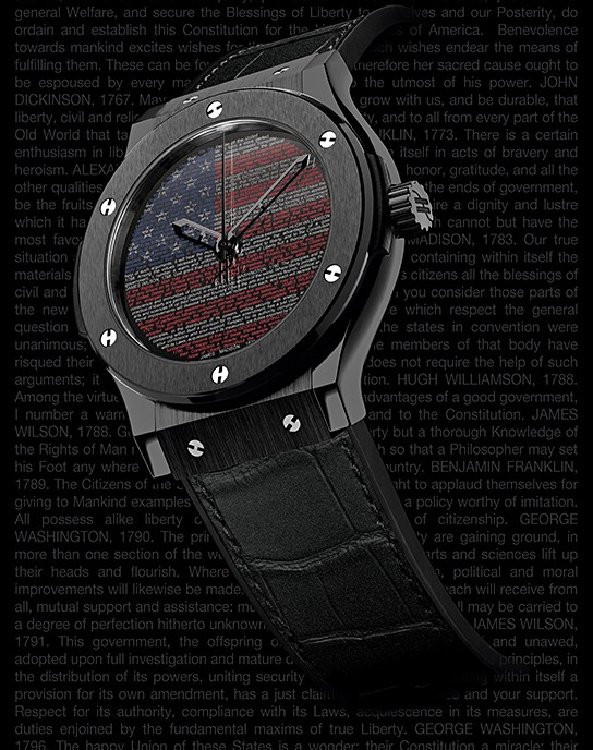 Hublot Liberty Bang Limited Edition 544x688px