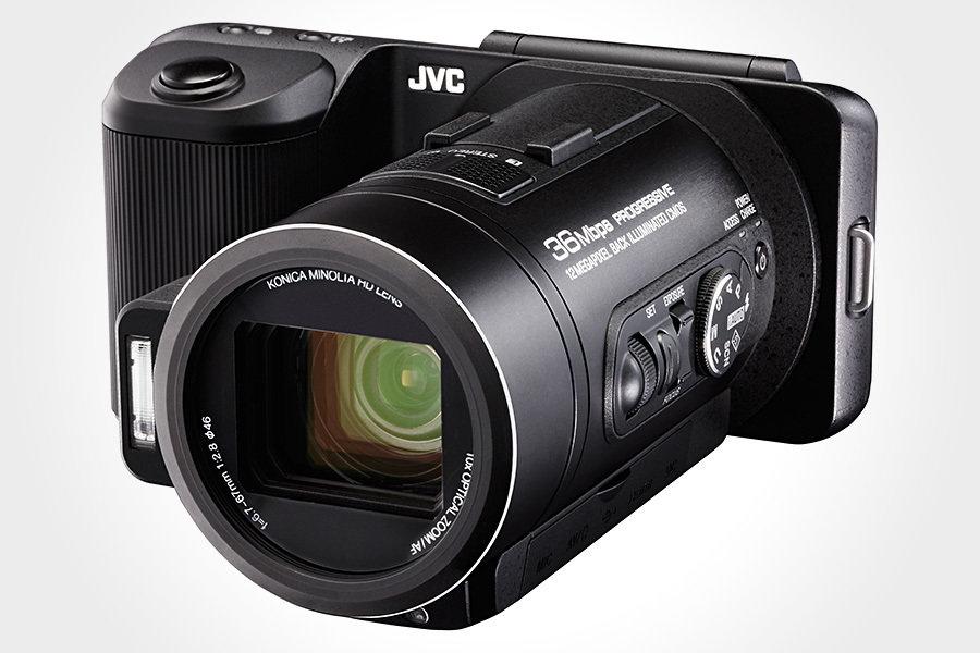 JVC GC-PX10 Video-Still Hybrid Camera 900x600px