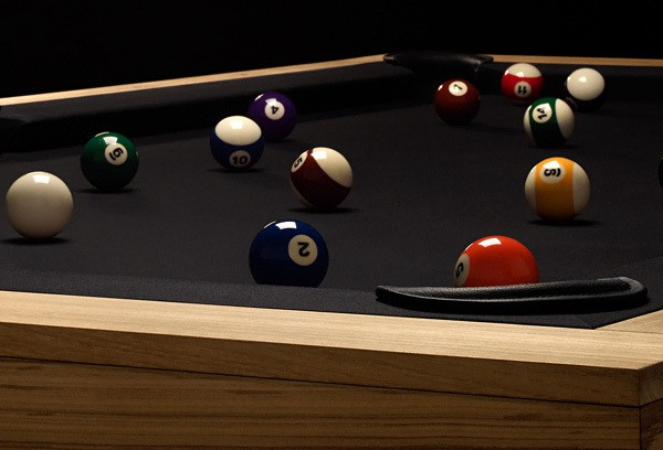 James Perse Limited Edition Pool Table 600x408px