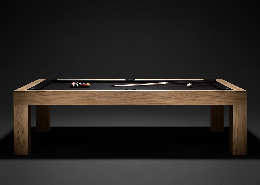 James Perse Limited Edition Pool Table Is Also A Dinning