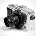 turn your shiny new micro 4/3 camera into a Lo-fi camera