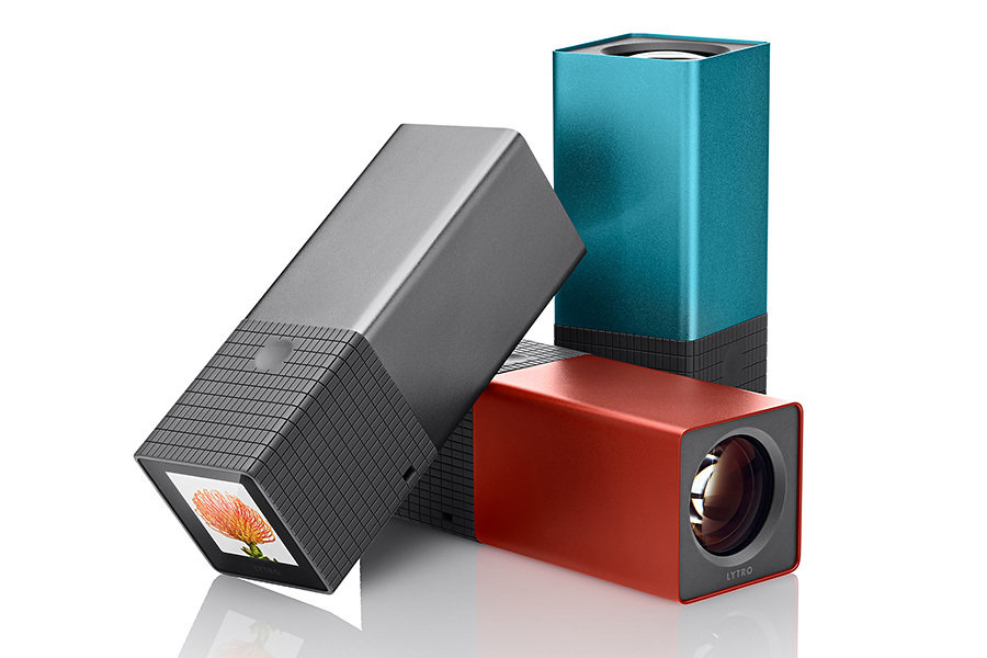 Lytro Light Field Camera 900x600px