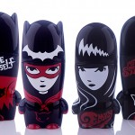 Mimoco MIMOBOT x Emily the Strange USB flash drives