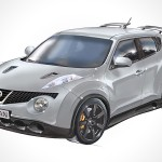 Nissan's ultimate compact crossover – the Juke-R