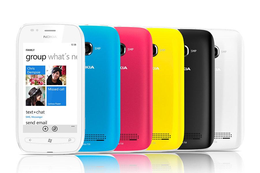 Nokia Lumia 710 Windows Phone 900x600px