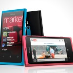 Nokia Lumia 800 and Lumia 710 Windows Phones