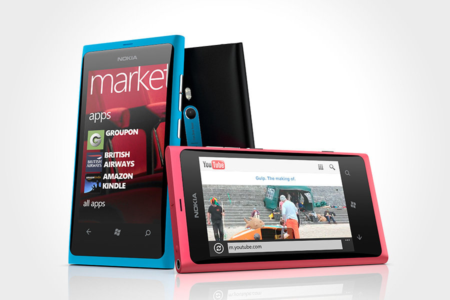 Nokia Lumia 800 Windows Phone 900x600px