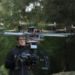 expensive Red Epic camera gets a lift from OM-Copter