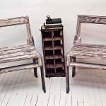 Pallet Chairs – they are stylish and totally reclaimed