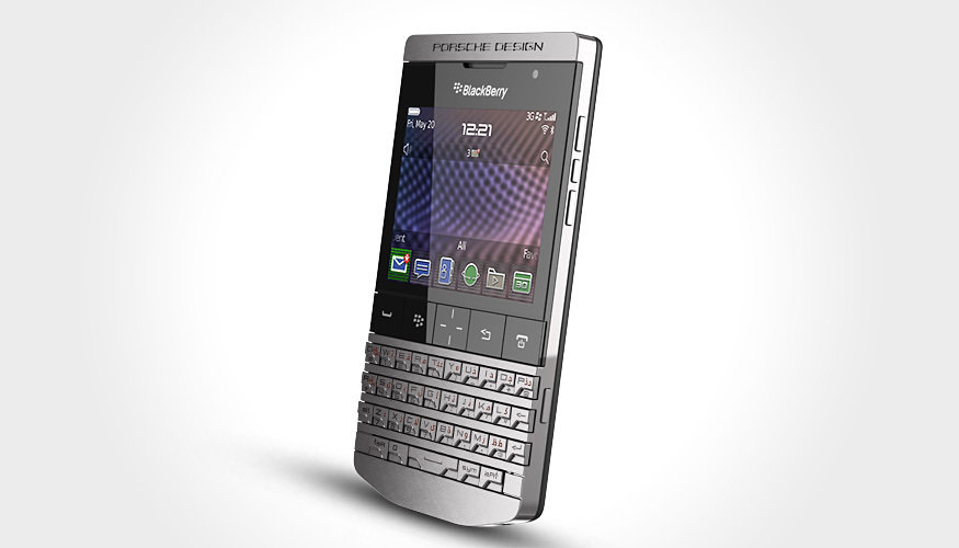 Porsche Design P9981 from Blackberry 875x500px