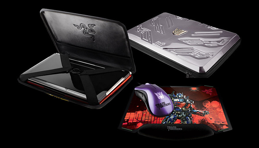 Razer Transformer 3 Gaming Peripherals 900x515px