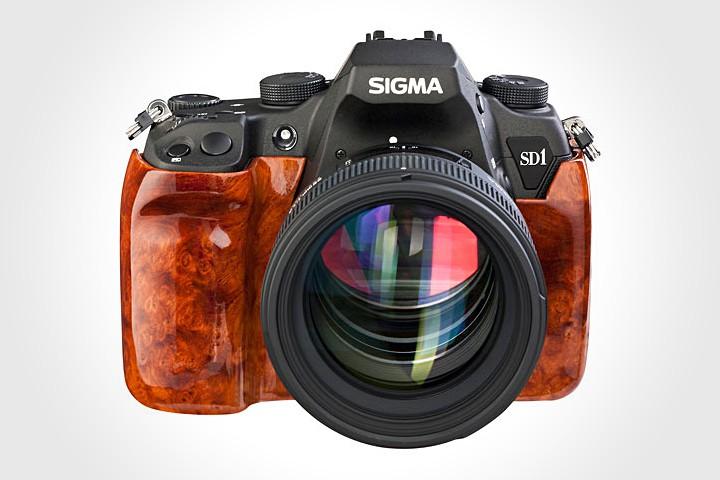 Sigma SD1 Wood Edition 720x480px