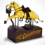The Classic Storefront Champion Ride – 50s kiddy ride