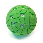 Throwable Panoramic Ball Camera – just throw and shoot