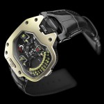 Urwerk UR-100 ZrN Torpedo luxury time piece