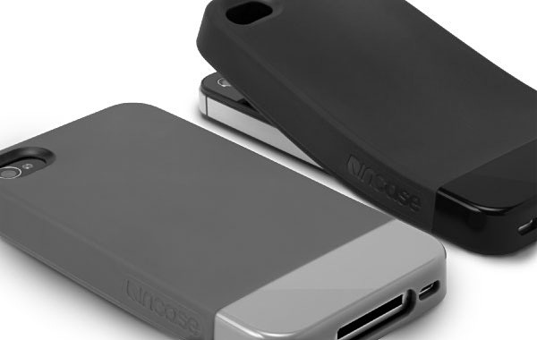 incase hybrid cover for iPhone 4 600x380px