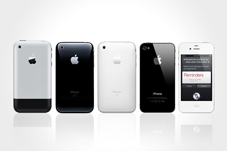 iPhone to iPhone 4S 900x600px