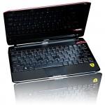 Acer Ferrari One Netbook with F1 World Champion Valve