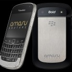 Amosu Couture Blackberry Bold Full Swarovski 9900