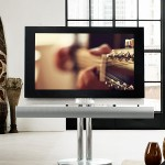 B&O BeoVision 7-40 with built-in 3D Blu-ray player